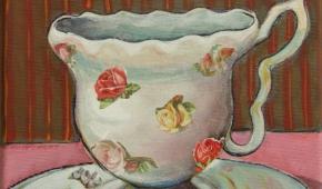 Teatime 20x20 cm- 95 euro