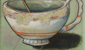 Teatime 2 20x20 cm- 95 euro