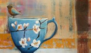 Teabath 80x100 cm- niet te koop