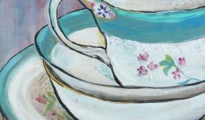 Tableware (Servies) 40x 50 cm- 295 euro